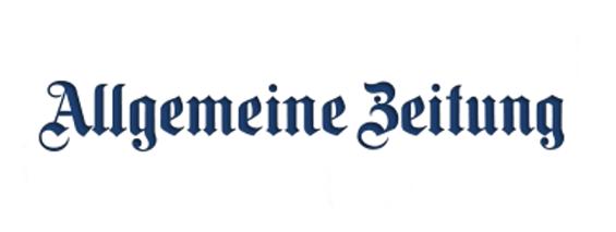 Logo Kooperationspartner Allgemeine Zeitung Mainz