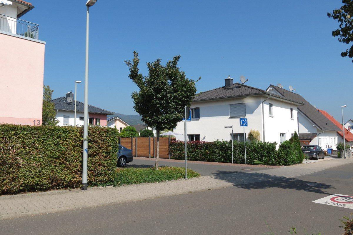 GAGFAH Haus Strassenansicht