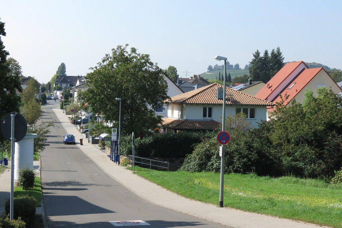 GAGFAH Häuser Strassenansicht