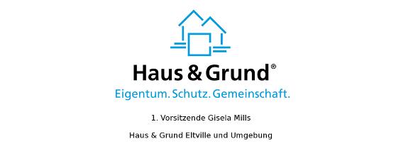 Logo Kooperationspartner Haus & Grund