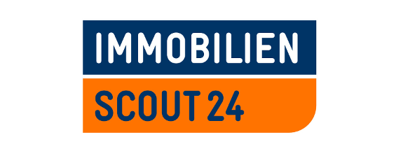 Logo Kooperationspartner Immobilienscout 24