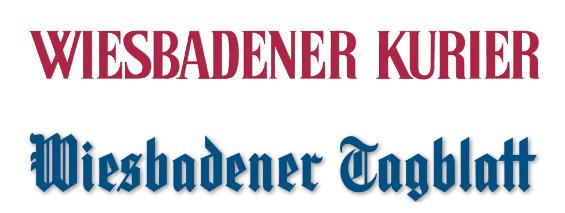 Logo Kooperationspartner Wiesbadener Kurier