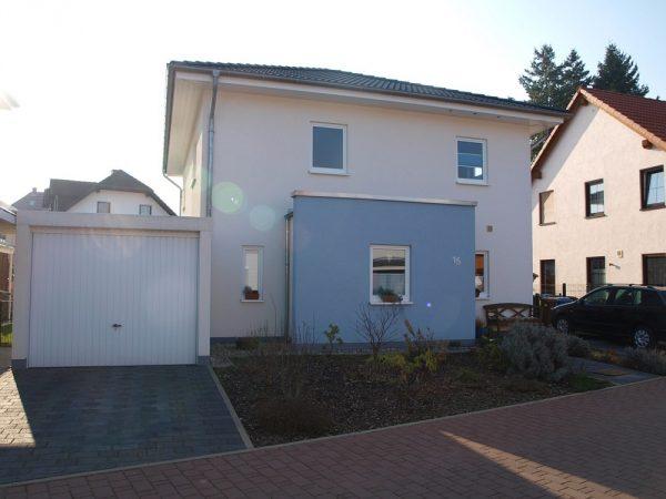 Referenzimmobilie Haus mit Garage