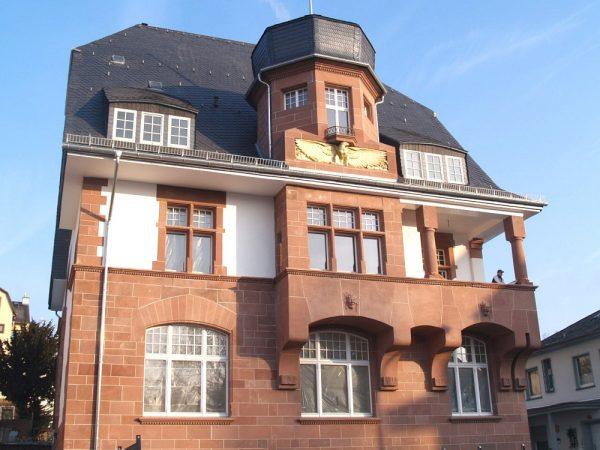 Referenzimmobilie historisches Gebäude in Rüdesheim