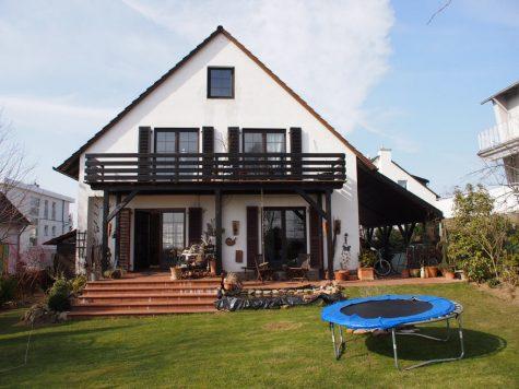 Direkt an den Weinbergen mit Blick!, 65366 Geisenheim, Einfamilienhaus