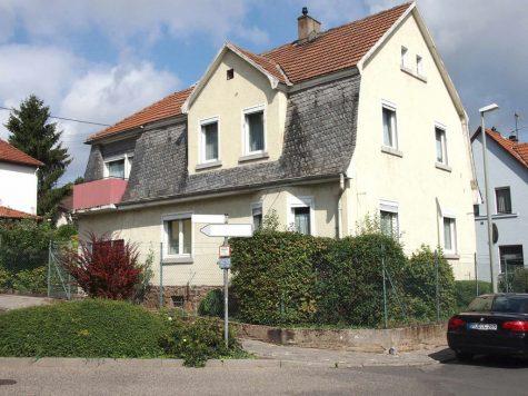 Freistehendes Altbauschätzchen im Pflänzer, 65366 Geisenheim, Einfamilienhaus
