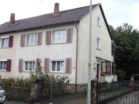 Großes Haus mit Süd-West-Garten in ruhige Lage, 65343 Eltville am Rhein, Doppelhaushälfte