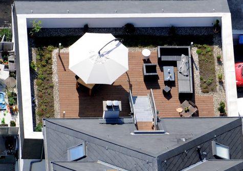 Tolle Dachgeschosswohnung mit Urlaubsfeeling, 65347 Eltville am Rhein, Wohnung