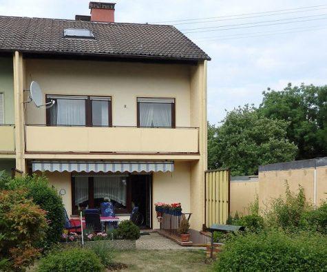 Gepflegtes Reihenendhaus mit großem Süd-West-Garten, 65375 Oestrich-Winkel, Reihenhaus