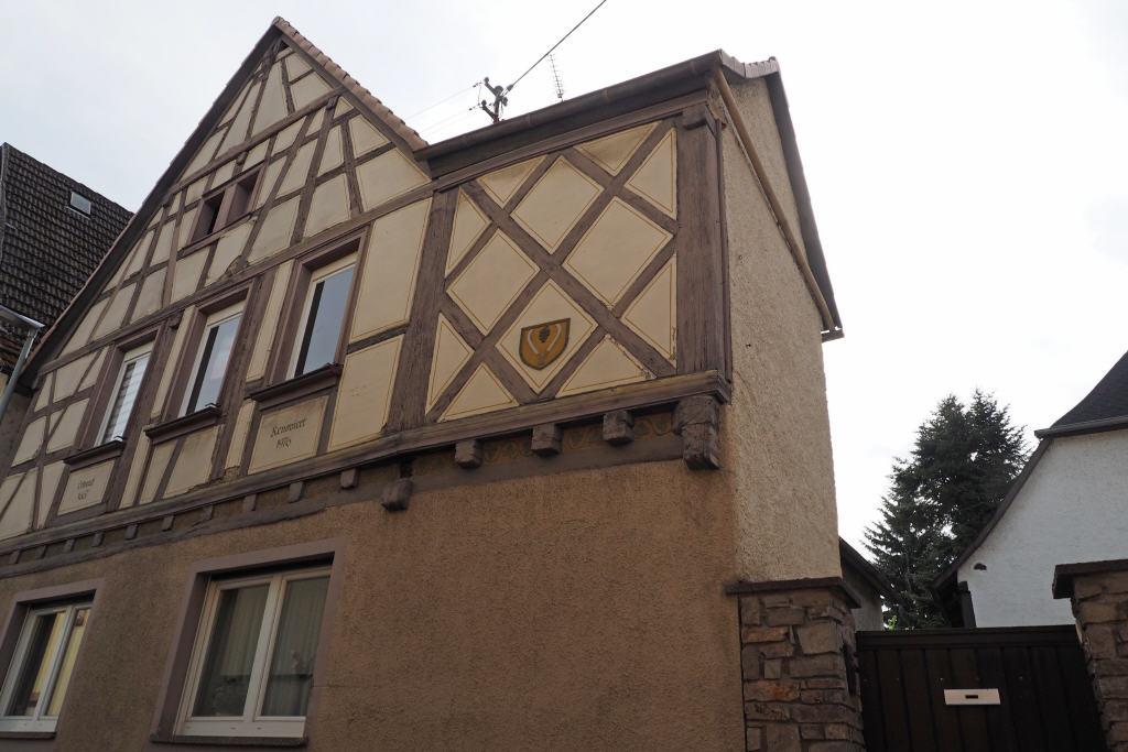 Winzerhaus + Scheune + großer Süd-West-Garten, 65375 Oestrich-Winkel, Einfamilienhaus