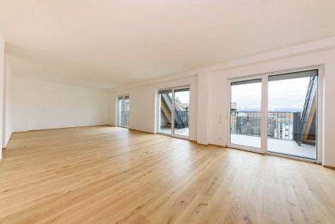 Das Beste zum Schluss: Penthouse am Sömmeringplatz, 55118 Mainz, Wohnung