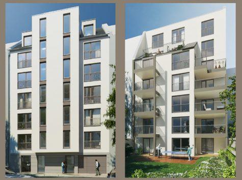 Stadtgarten am Sömmeringplatz – Bezugsfertig Frühjahr 2018, 55118 Mainz, Wohnung