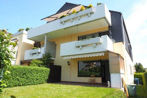 Großzügige ETW mit Süd-West-Garten in Eltville, 65343 Eltville am Rhein, Wohnung