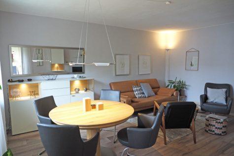Mainz-Oberstadt: Stilvoll sanierte ETW mit Süd-West-Balkon, 55131 Mainz, Wohnung