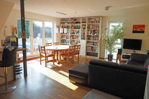 Maisonette-Wohnung mit Penthouse-Charakter, 55128 Mainz, Wohnung