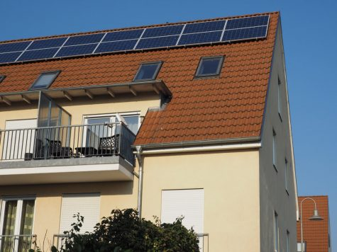 Moderne Maisonette-Wohnung mit Süd-West-Balkon, 55263 Wackernheim, Wohnung