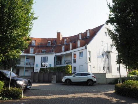 Hechtsheim: Pfiffige Wohnung im Parterre mit Balkon, 55129 Mainz, Wohnung