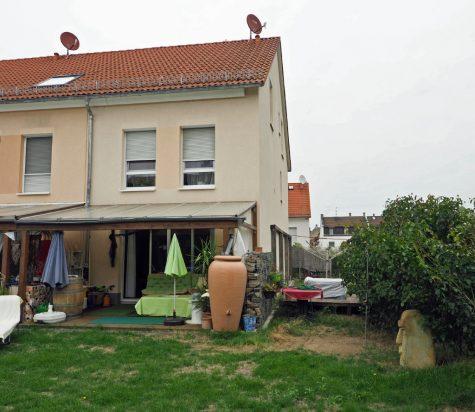 Modernes und hochwertiges Einfamilienhaus in Mainz-Mombach, 55120 Mainz, Reiheneckhaus