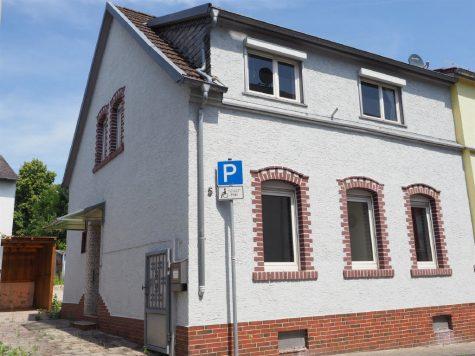 Schönes Einfamilienhaus mit sonnigem Garten, 65375 Oestrich-Winkel, Doppelhaushälfte