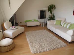 Schöne-Dachgeschoss-Wohnung mit Blick, sehr gut vermietet!, 65343 Eltville am Rhein, Wohnung
