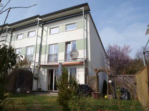 Kinderfreundliches modernes Endhaus mit Blick ins Grüne, 65366 Geisenheim, Einfamilienhaus