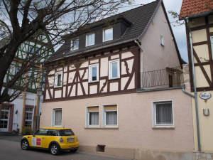 Fachwerkhaus mit Potenzial in Kiedrich: Wohnhaus mit Hof & Scheune, 65399 Kiedrich, Einfamilienhaus