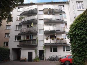 Neustadt!!! Attraktive ruhige 3-ZKB, Süd-Balkon (geeignet für jedes Alter!), 55118 Mainz, Wohnung